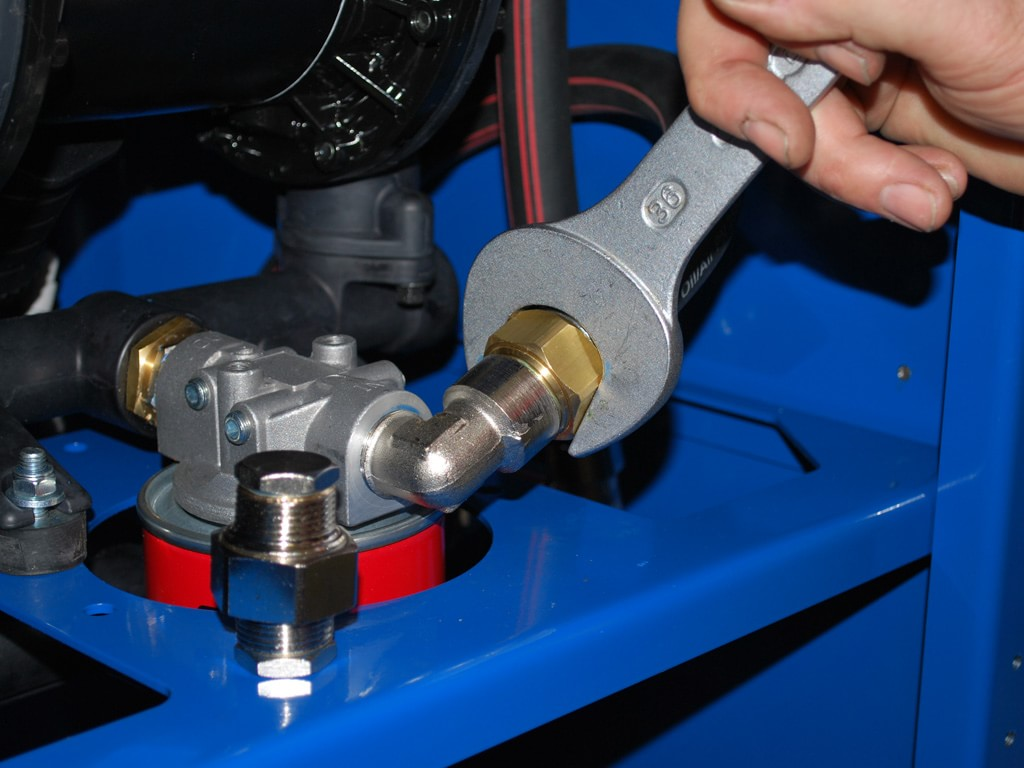 Prozess 4 Montage min - ELV Drainage