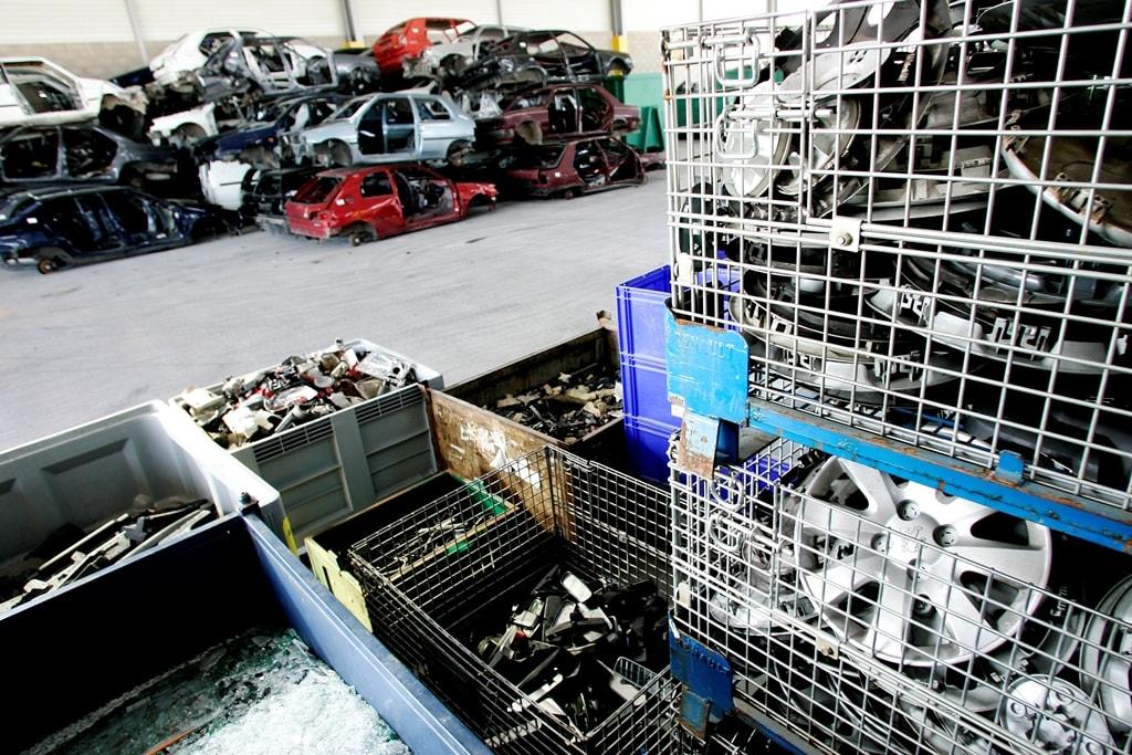 SEDA Recycling Line