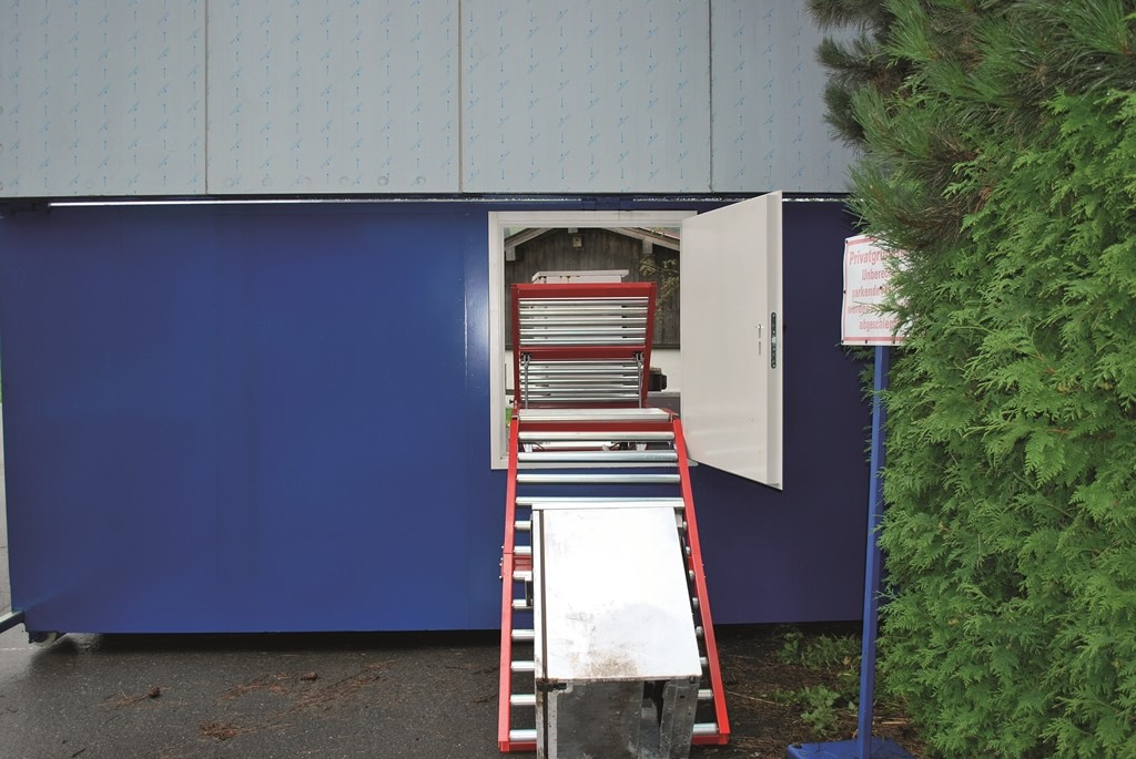 AFR Container 4 min - SEDA AFR Container