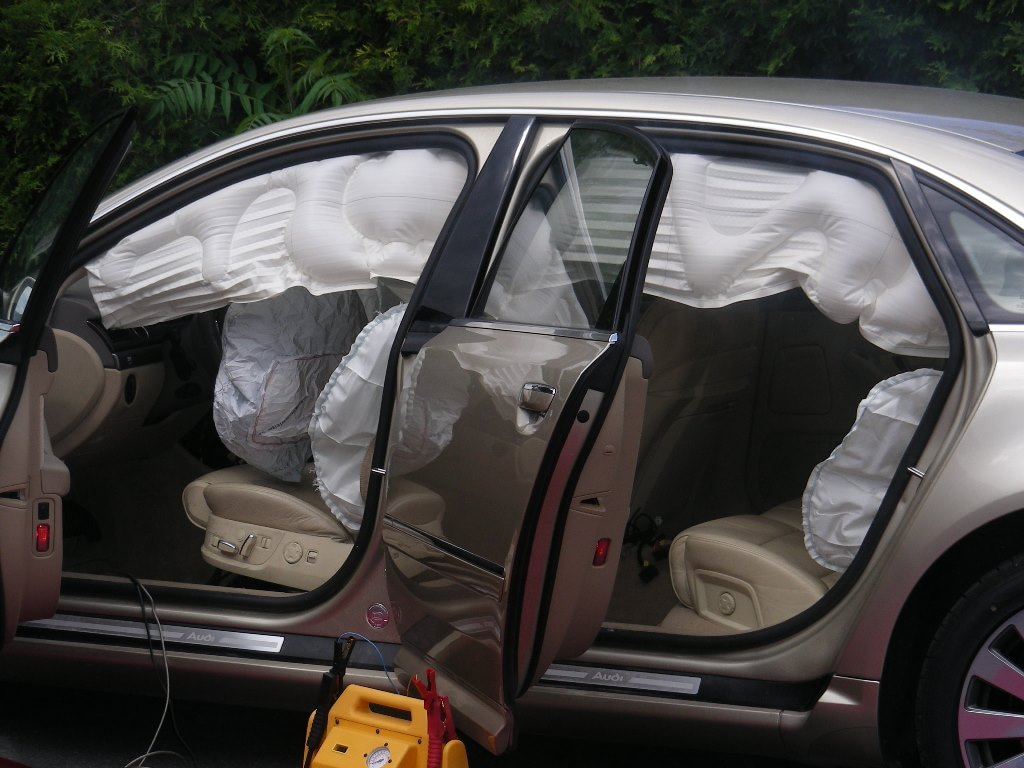 Find definitely all airbags