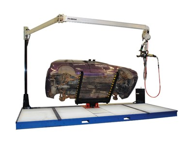 SEDA VehicleDismantling platform