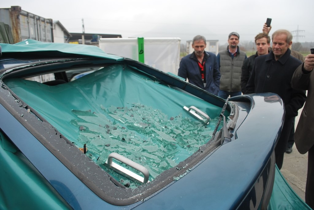 Glass Recovery Blanket