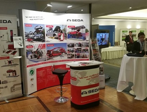 SEDA on the IARC in Berlin