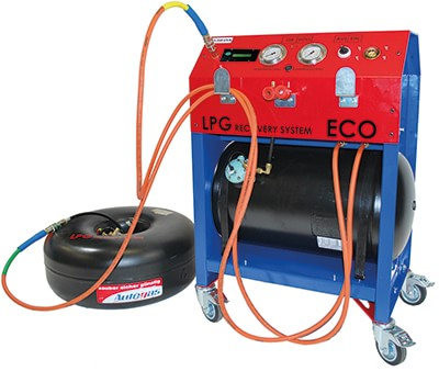 LPG ECO gasanalyzer Vorschau min - Drainage & de-pollution