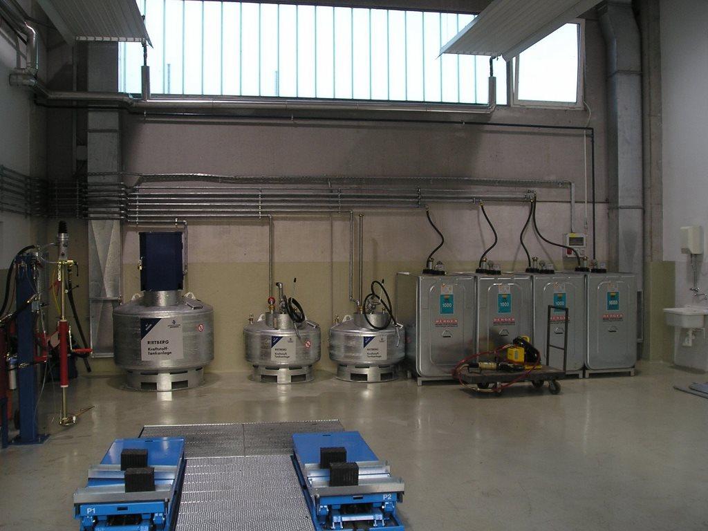 Lagertanks 1 min - SEDA StorageTanks