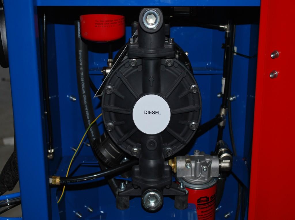 Integriertes Pumpensystem