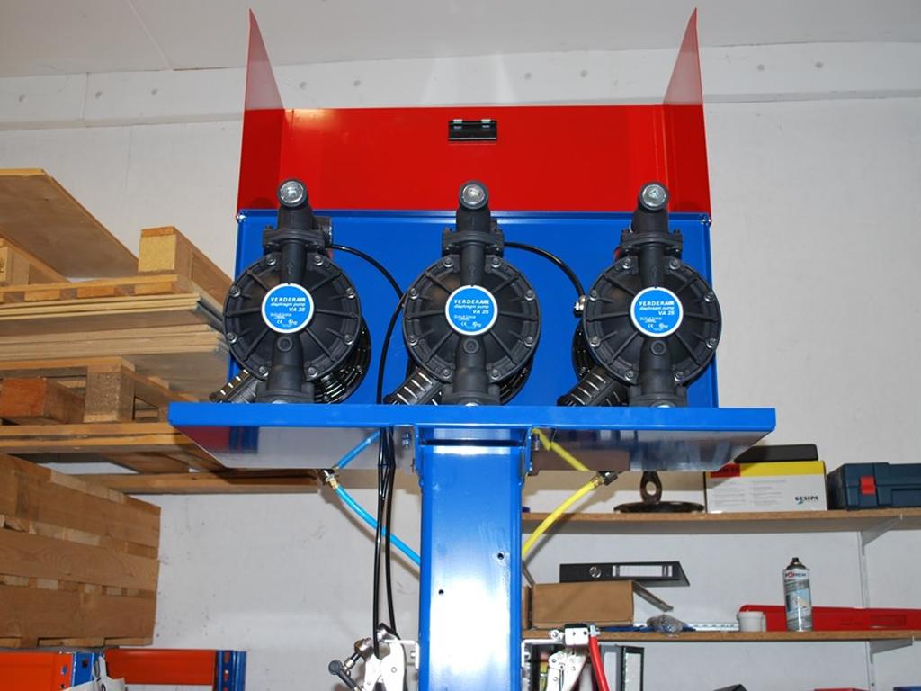 Individual pumps