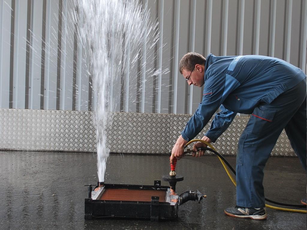 Reinigungspistole 1 min - SEDA Radiator Repair Tools