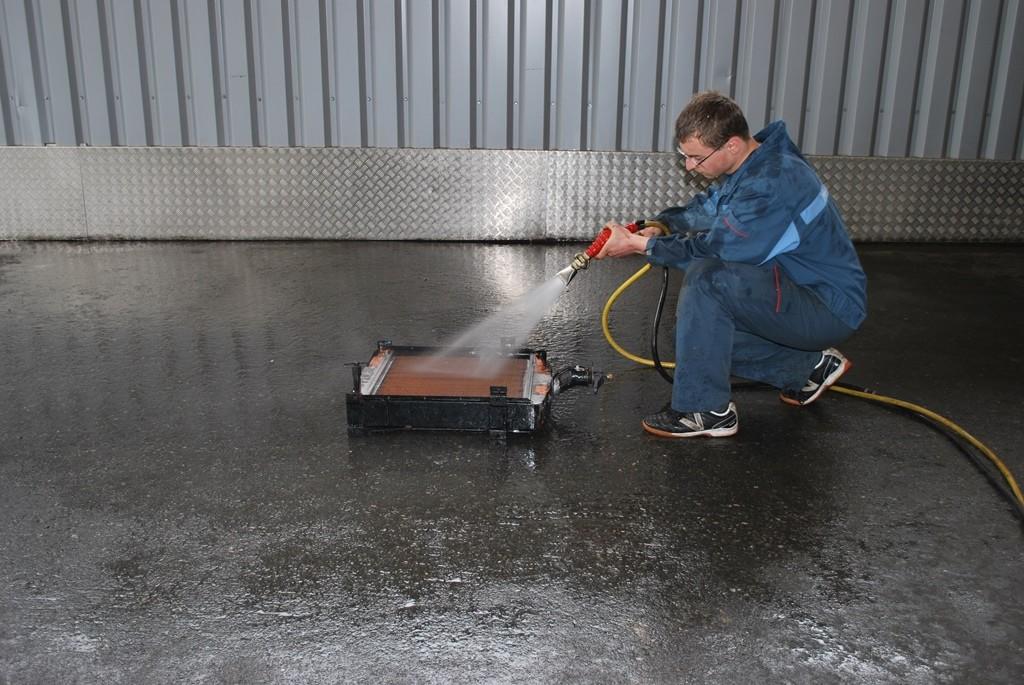 Reinigungspistole 3 min - SEDA Radiator Repair Tools