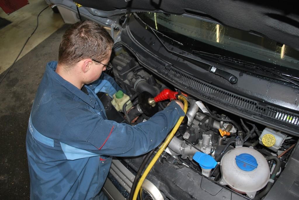 Reinigungspistole 4 min - SEDA Radiator Repair Tools