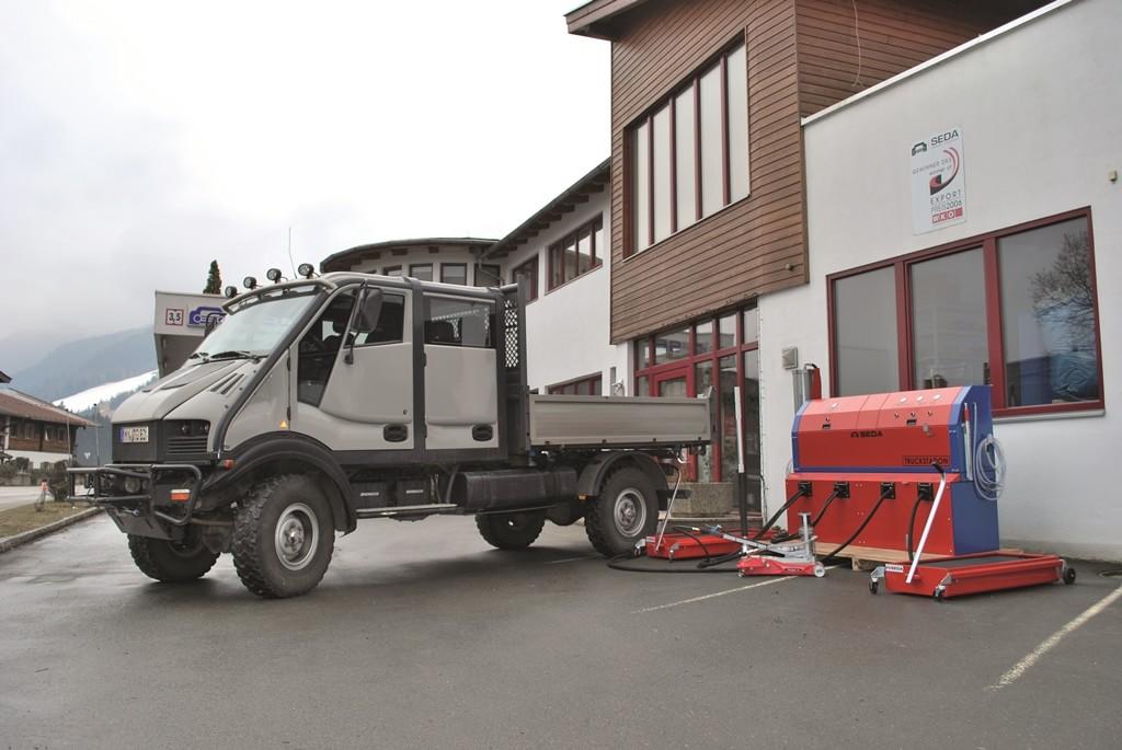 SEDA TruckStation ED-G