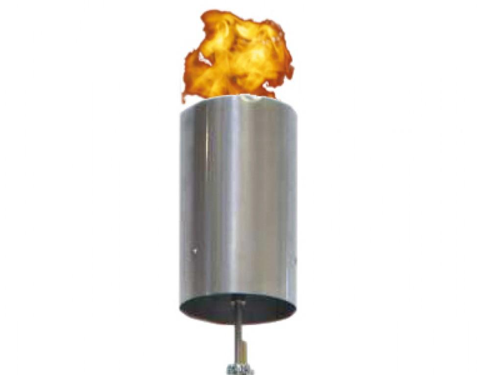 SEDA Erdgasfackel