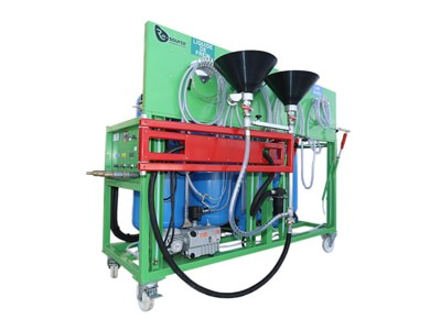 4 Fluid Station Vorschau min - Drainage & de-pollution