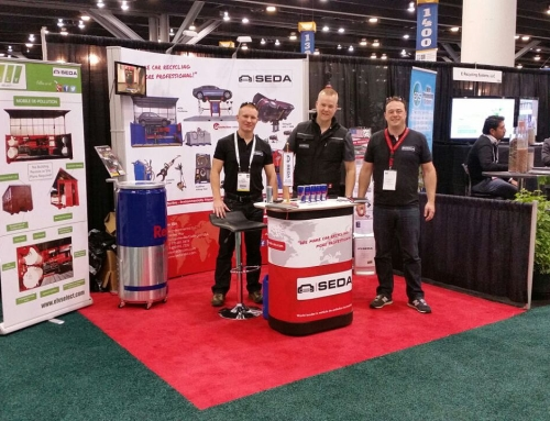 SEDA at ISRI Convention in Canada