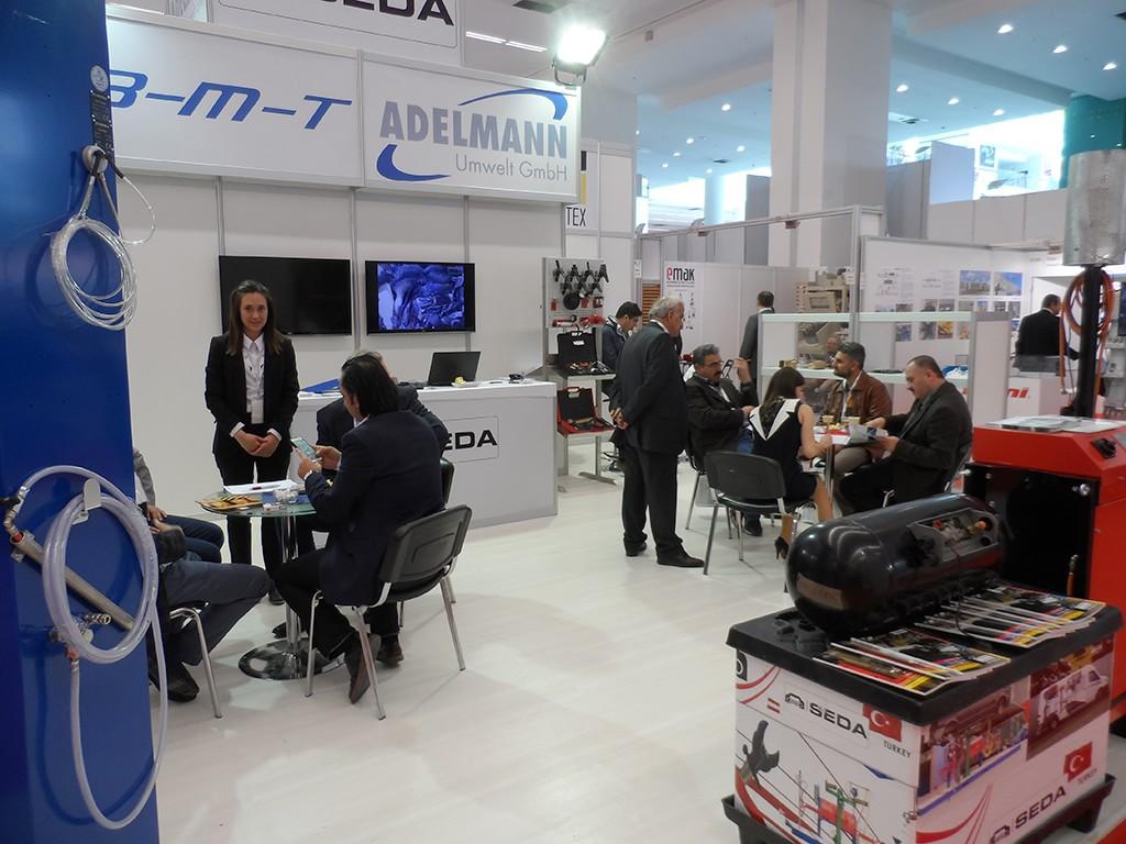 IFAT Eurasia in Ankara