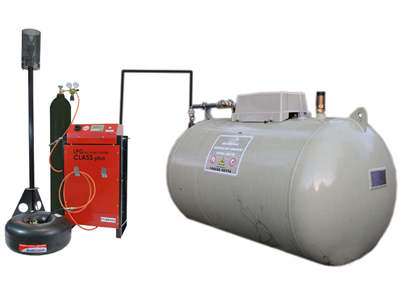 LPG Class plus vorschau min1 - Drainage & de-pollution