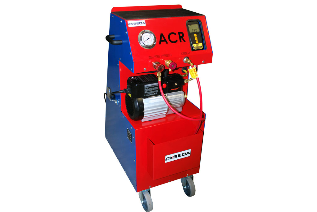 ACR 1 - New refrigerant removal device ACR presented