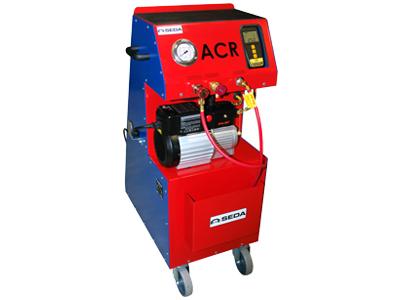 ACR Vorschau - SEDA Kältemittel-Entnahmegerät ACR