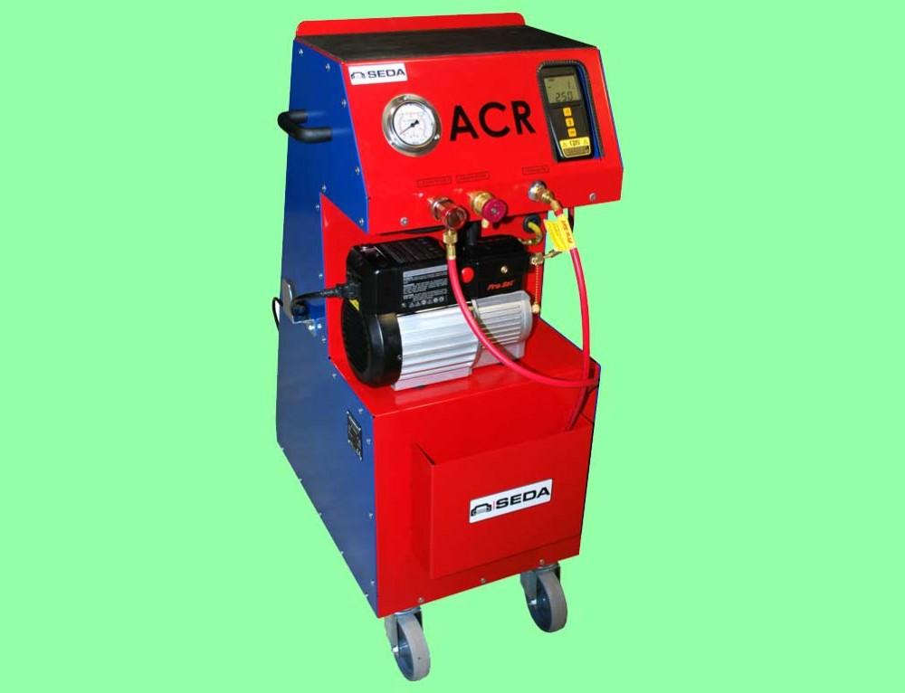 Yeni Klima gazı alma cihazı ACR sunuldu
