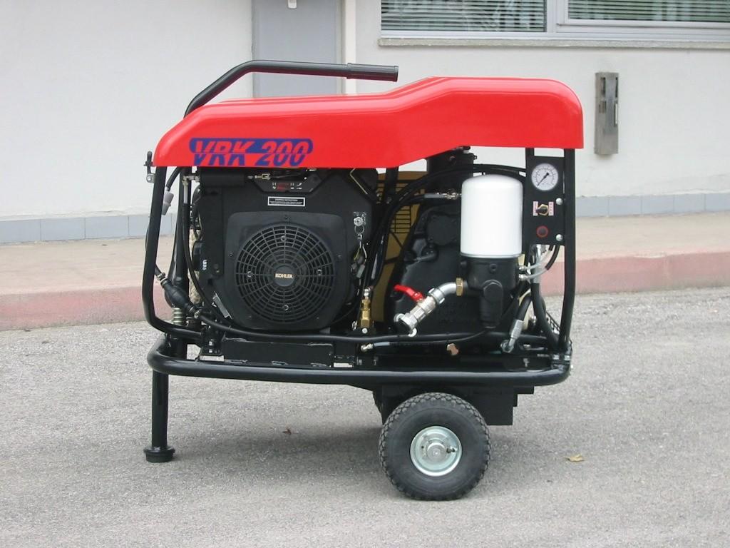 SEDA Kompressor mobil