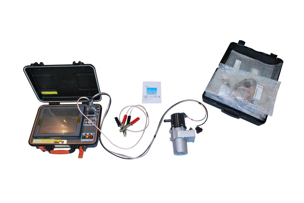 Seda Vcs Steering Testing Device
