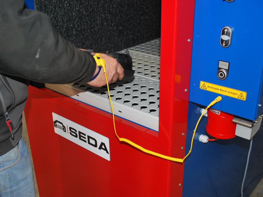 ANC 2 - SEDA CNA - Cabina de Neutralización de Airbags