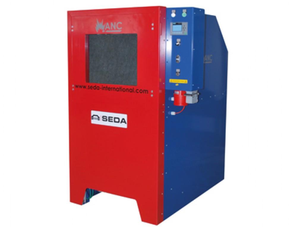 SEDA CNA – Cabina de Neutralización de Airbags