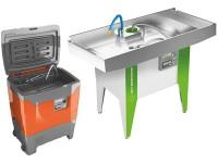 Teilewascher vorschau - SEDA Teilewascher