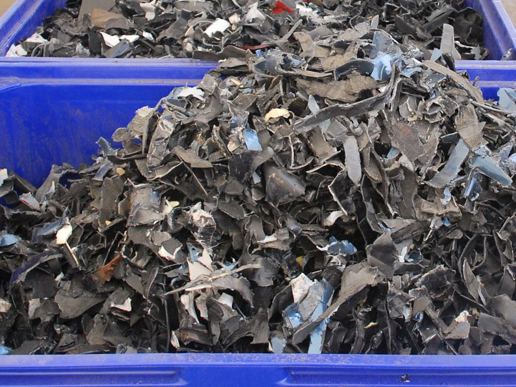 plastikschredder 4 - SEDA PlasticShredder