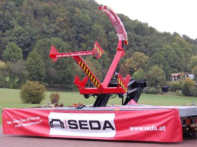 Hohenroda vorschau - SEDA beim 10. Treffen der deutschen Autoverwerter