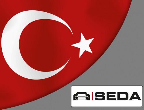 SEDA opent een nieuwe vesteging in Turkije