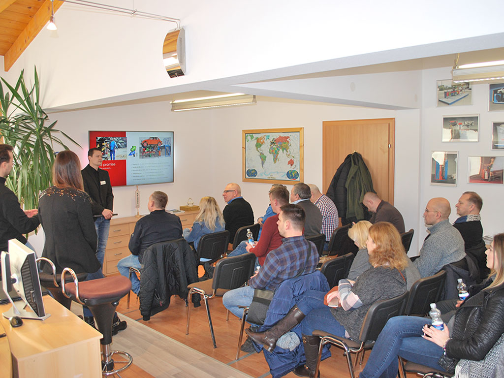 ekolog 1 - EKOLOG from Poland visits SEDA Headquarter