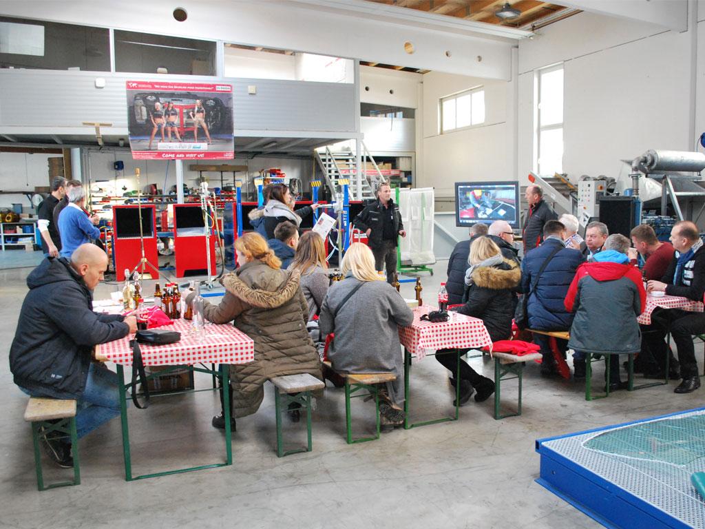 ekolog 5 - Bezoek EKOLOG uit Polen in SEDA Hoofdkantoor