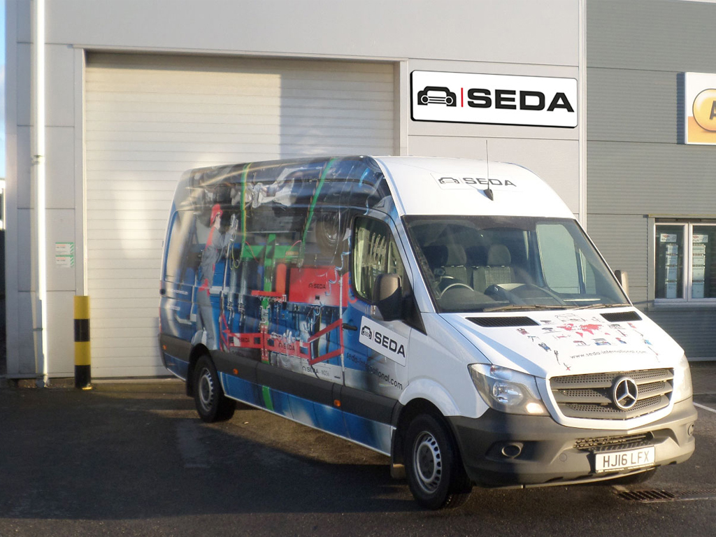 SEDA Environmental UK Ltd have moved