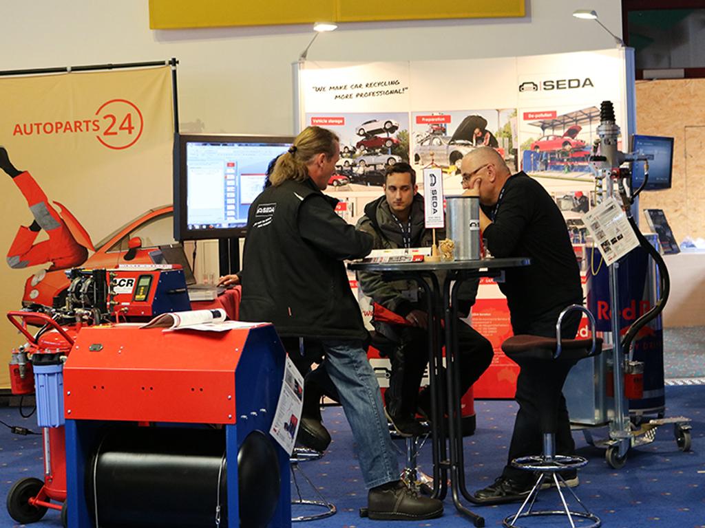HR4 - 11-я конференция автоутилизаторов, Хоэнрод.