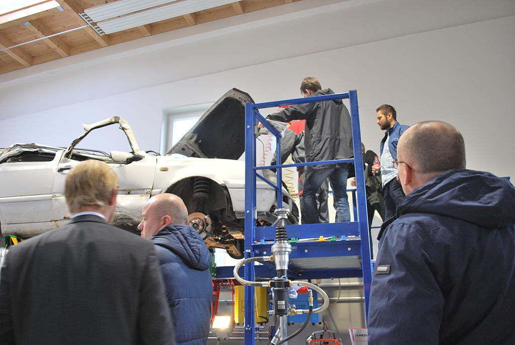 Olanders3 - Skandinavischer Besuch bei SEDA
