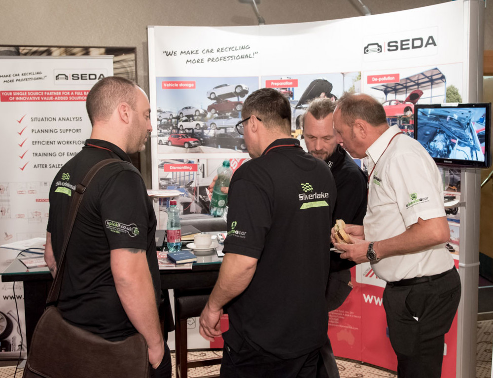 SEDA at the 18th International Automobile Recycling Congress IERC 2018