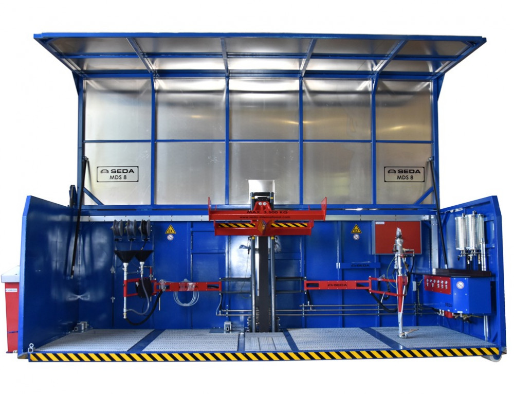 SEDA MDS8 Container DrainLift