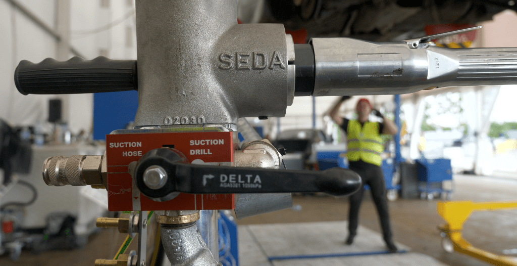 ifat18 trockenlegung 3 min - SEDA presented car recycling LIVE at IFAT 2018