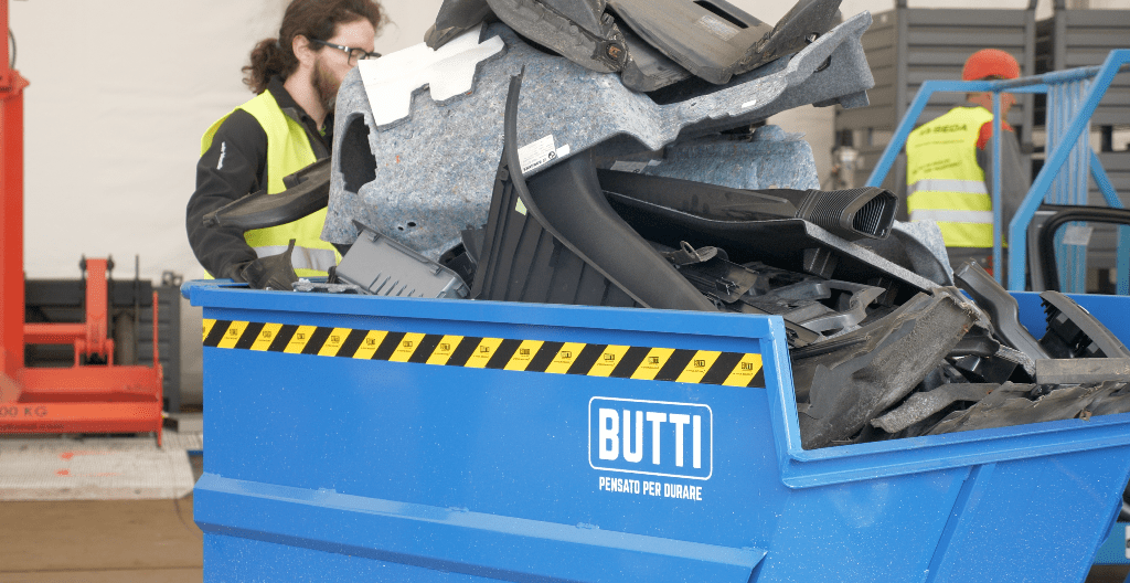 ifat18 weiterverarbeitung 10 min - SEDA presented car recycling LIVE at IFAT 2018