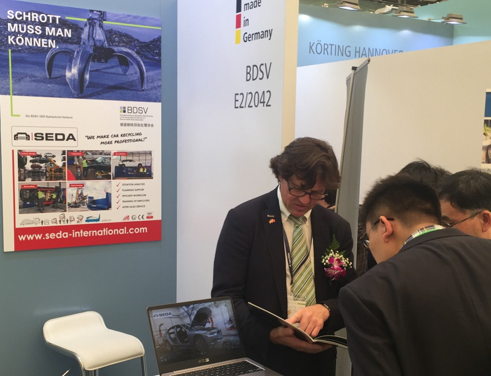 SEDA at the IE Expo Shanghai 2018