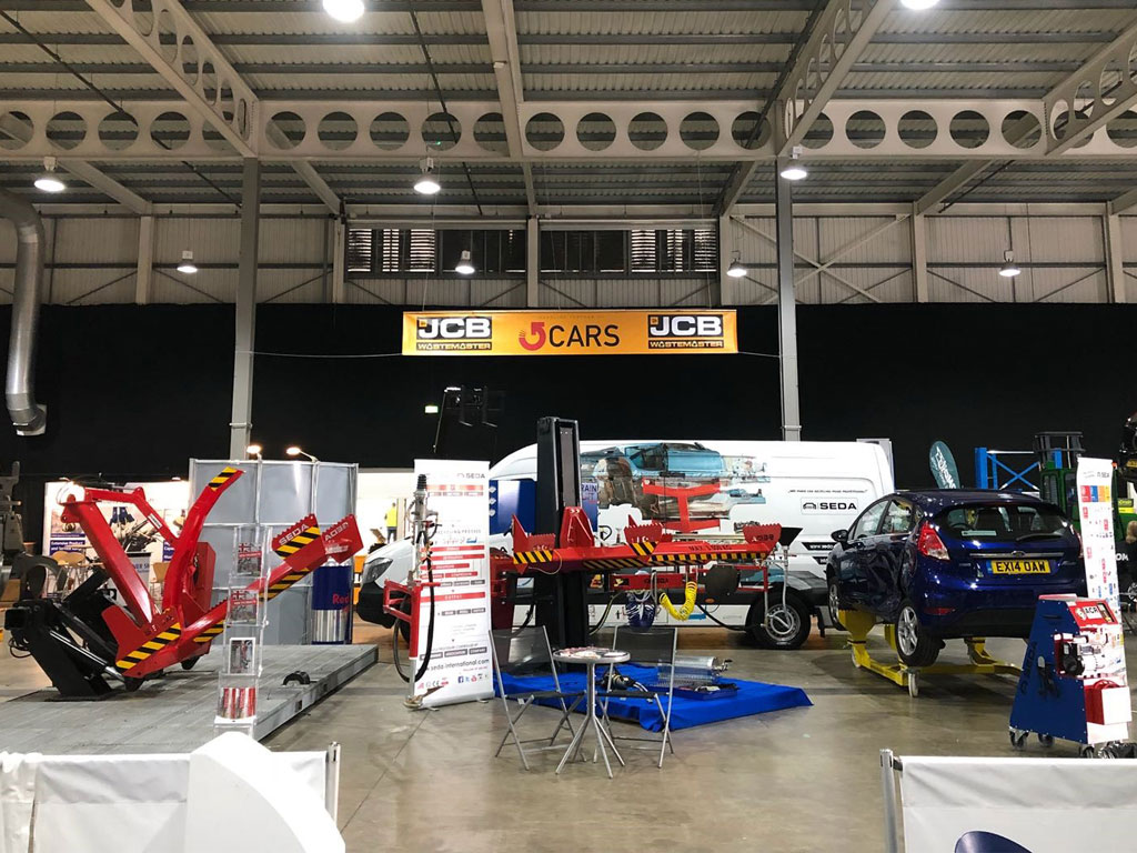 Cars 2018 3 - CARS 2018 at NAEC Stoneleigh Park