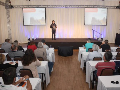 Dism Conv.Bras1  - SEDA at Dismantlers Convention in Brazil