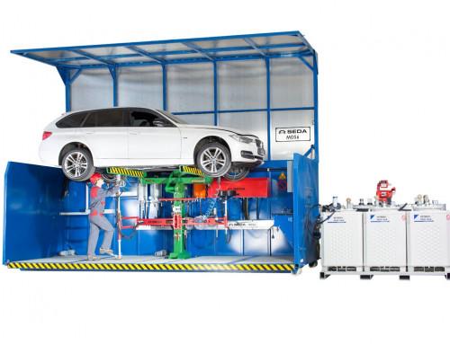 SEDA MDS6 Container VehicleRamp