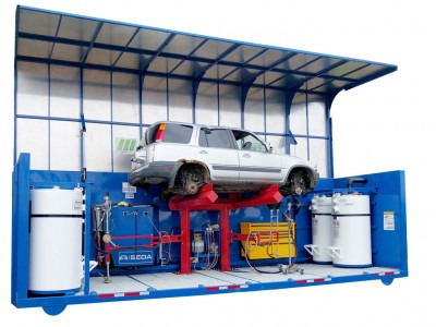 MDS9 Container Jumboline intro - SEDA MDS9 Container Jumboline