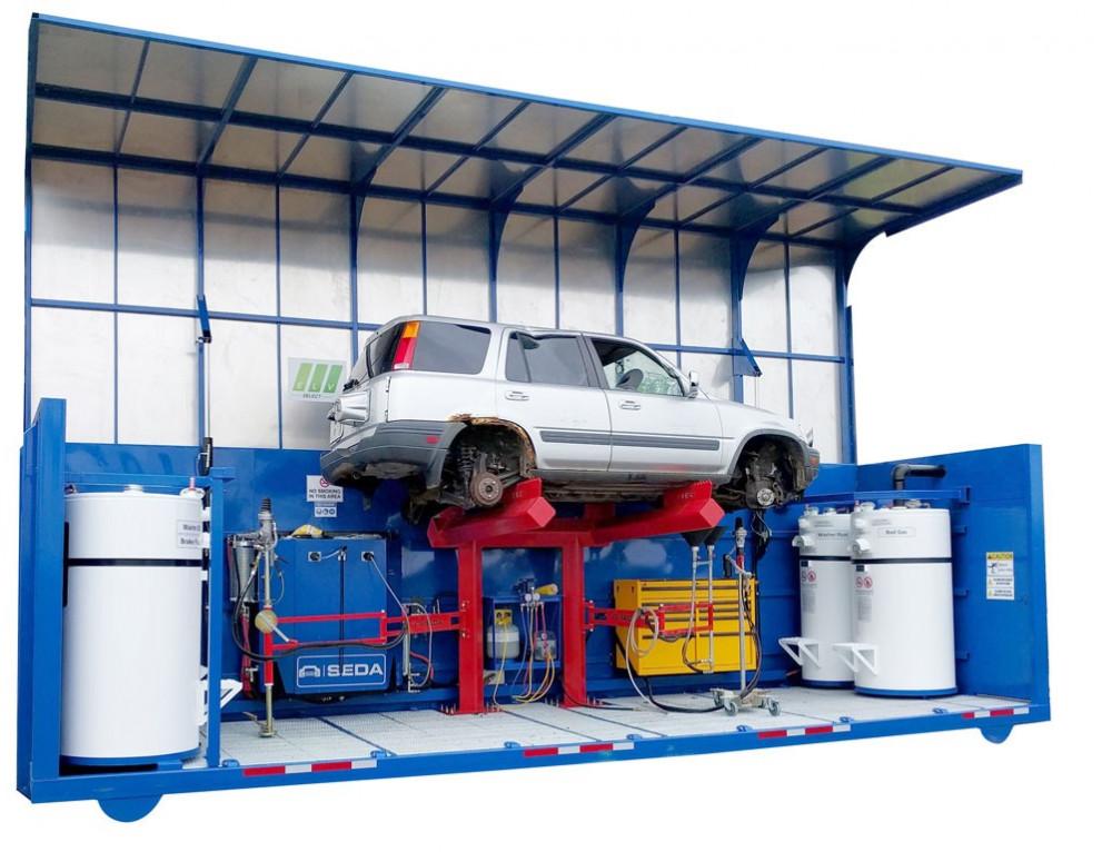 SEDA MDS9 Container Jumboline
