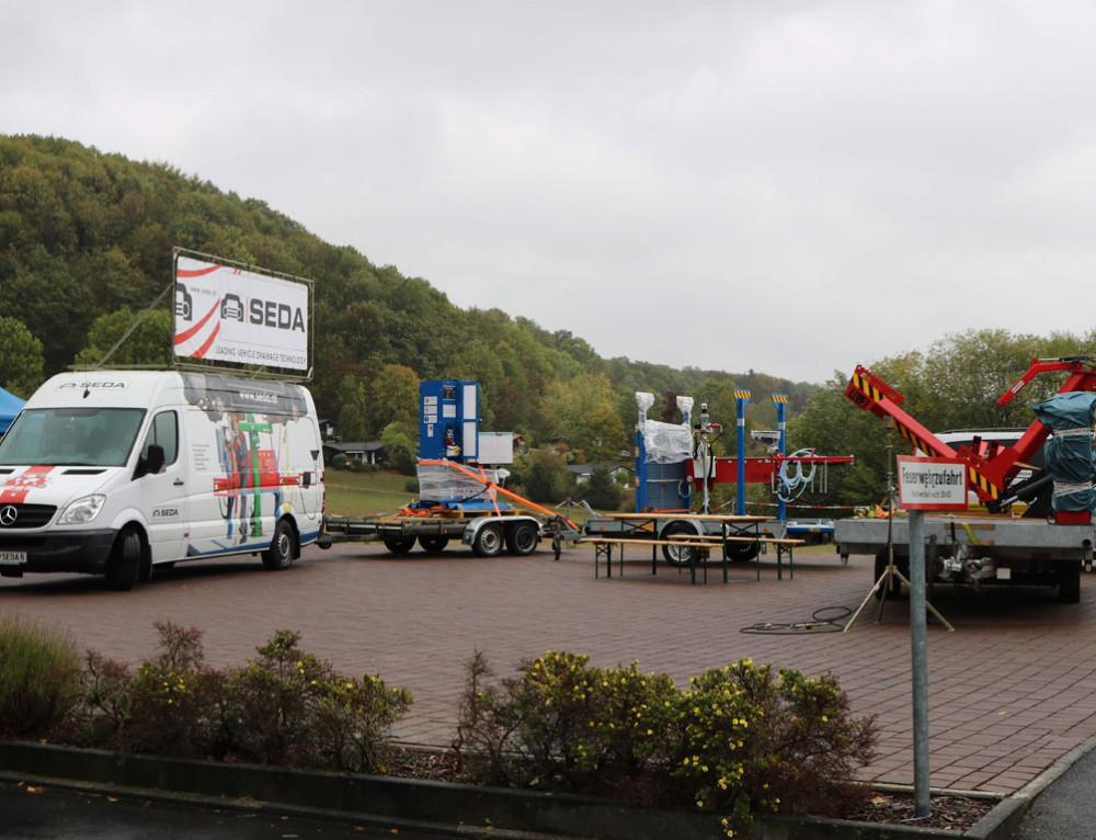 Wichtiges Event für SEDA – die beliebte Tagung für Autoverwerter in Hohenroda ist schon wieder Geschichte …