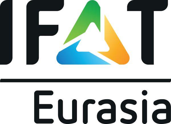 IFAT Eurasia logo - SEDA at IFAT Eurasia 2019