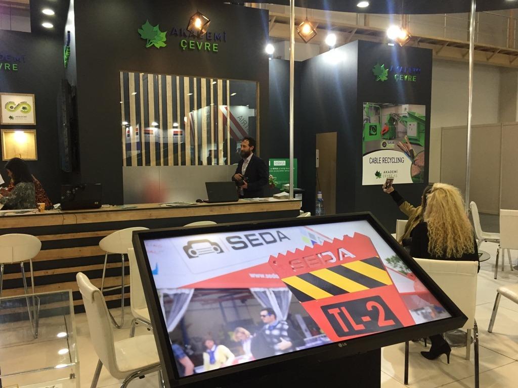 IMG 7132 2 - SEDA at IFAT Eurasia 2019