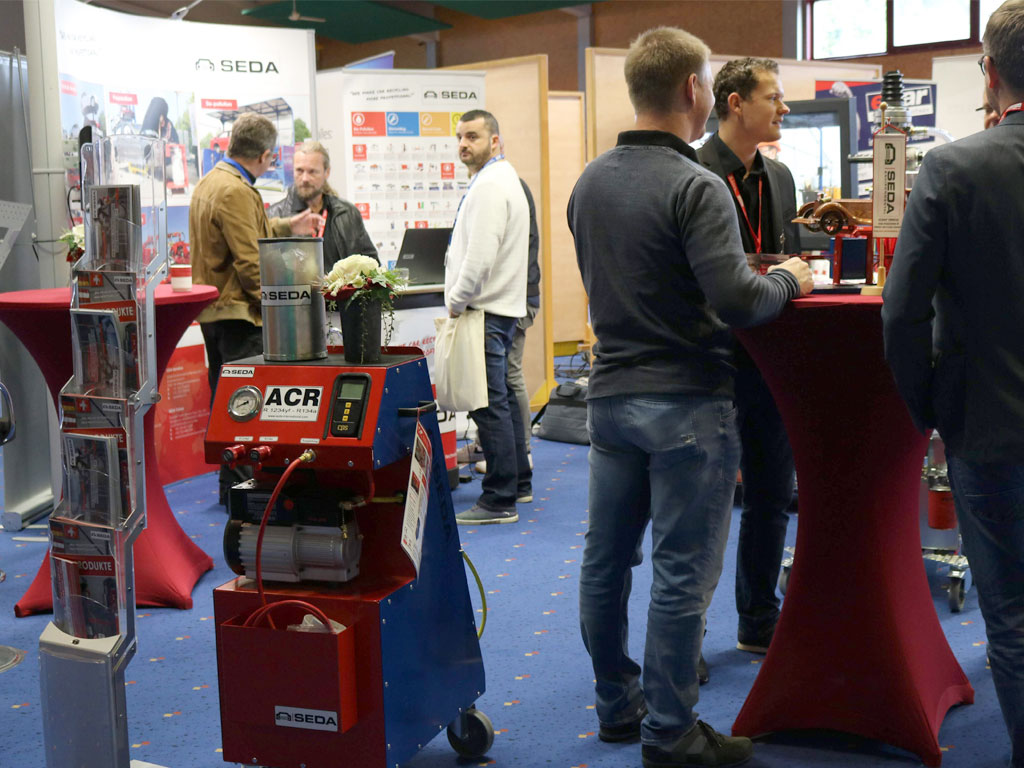 HR 2019 Titel - SEDA at the 13th Auto Recycling Conference 2019